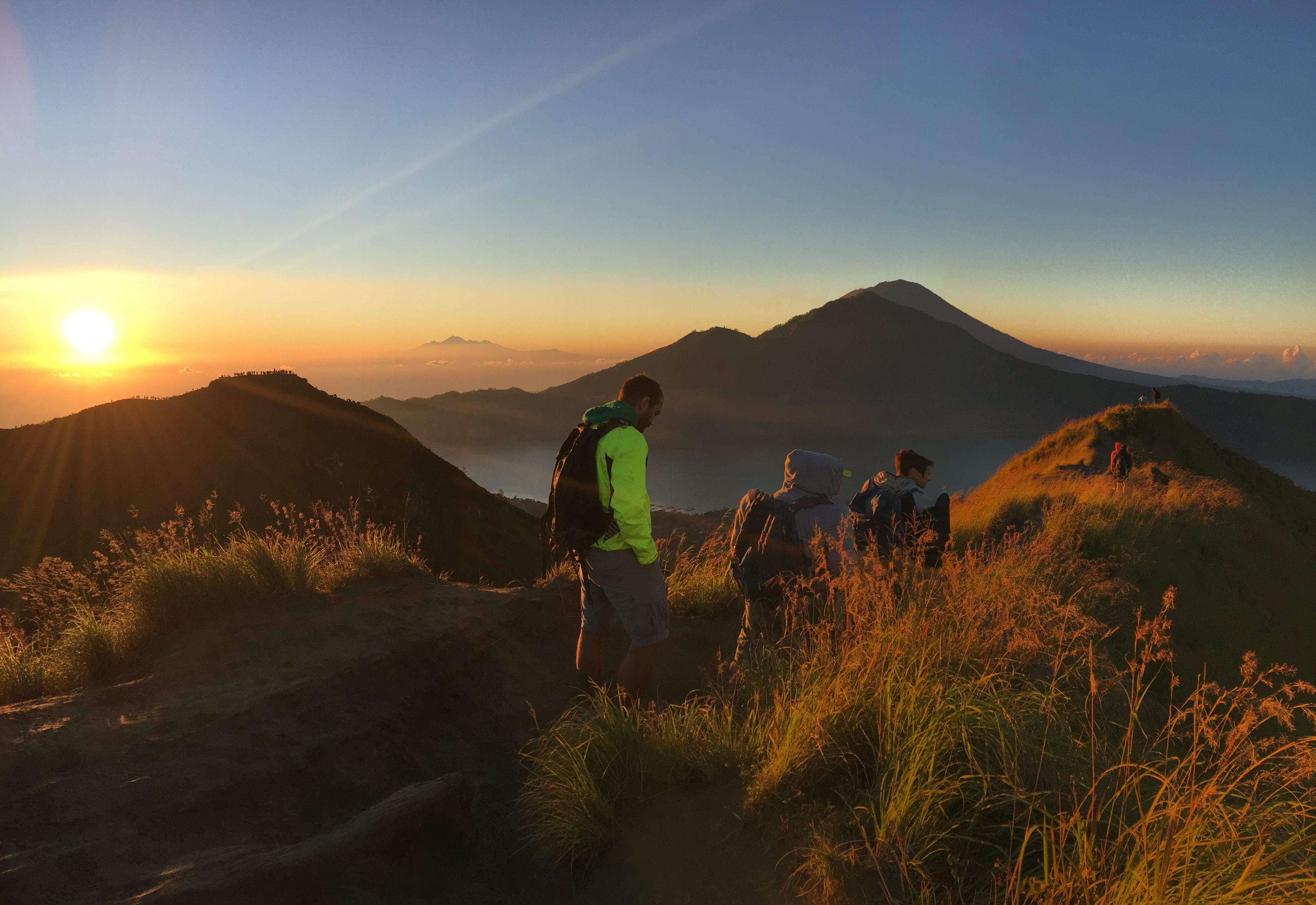 Bali Sunrise hiking tour